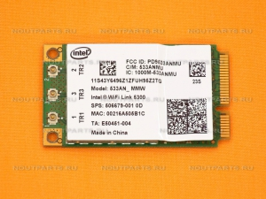 WiFi-модуль mini-PCI 802.11 Intel 506679-001 533AN_MMW INT-533ANMMW 43Y6495